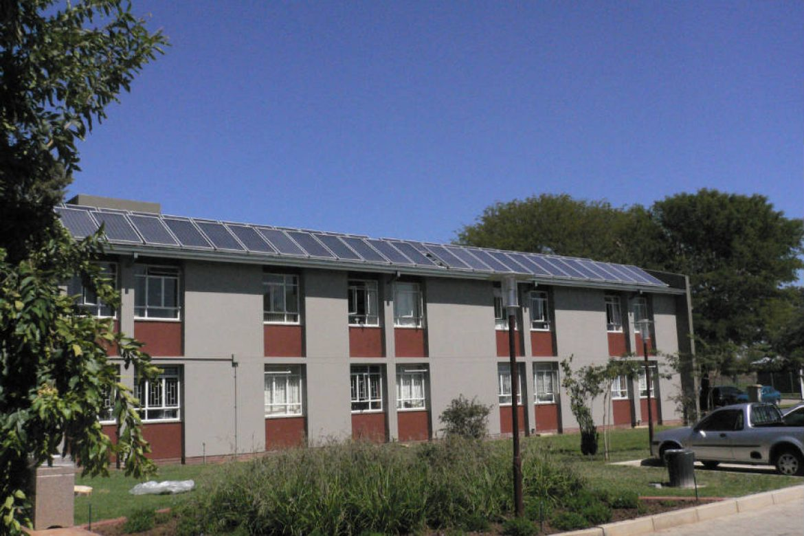 Blackdot Energy Projects - Onderstepoort student residences - 04
