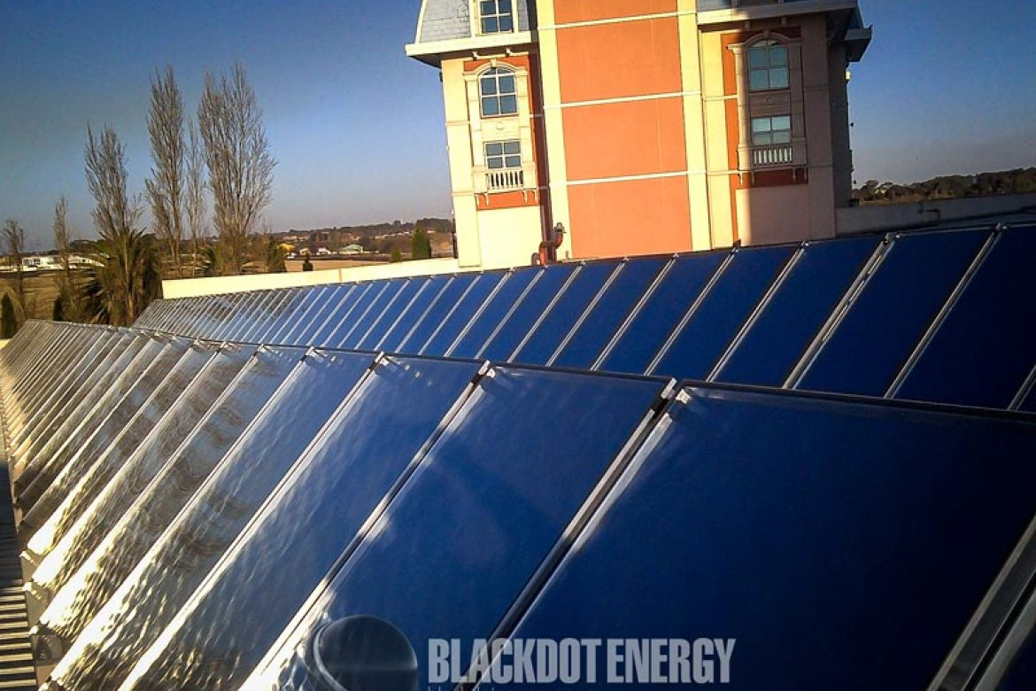 Blackdot Energy - Sonnenkraft Graceland Hotel - 14
