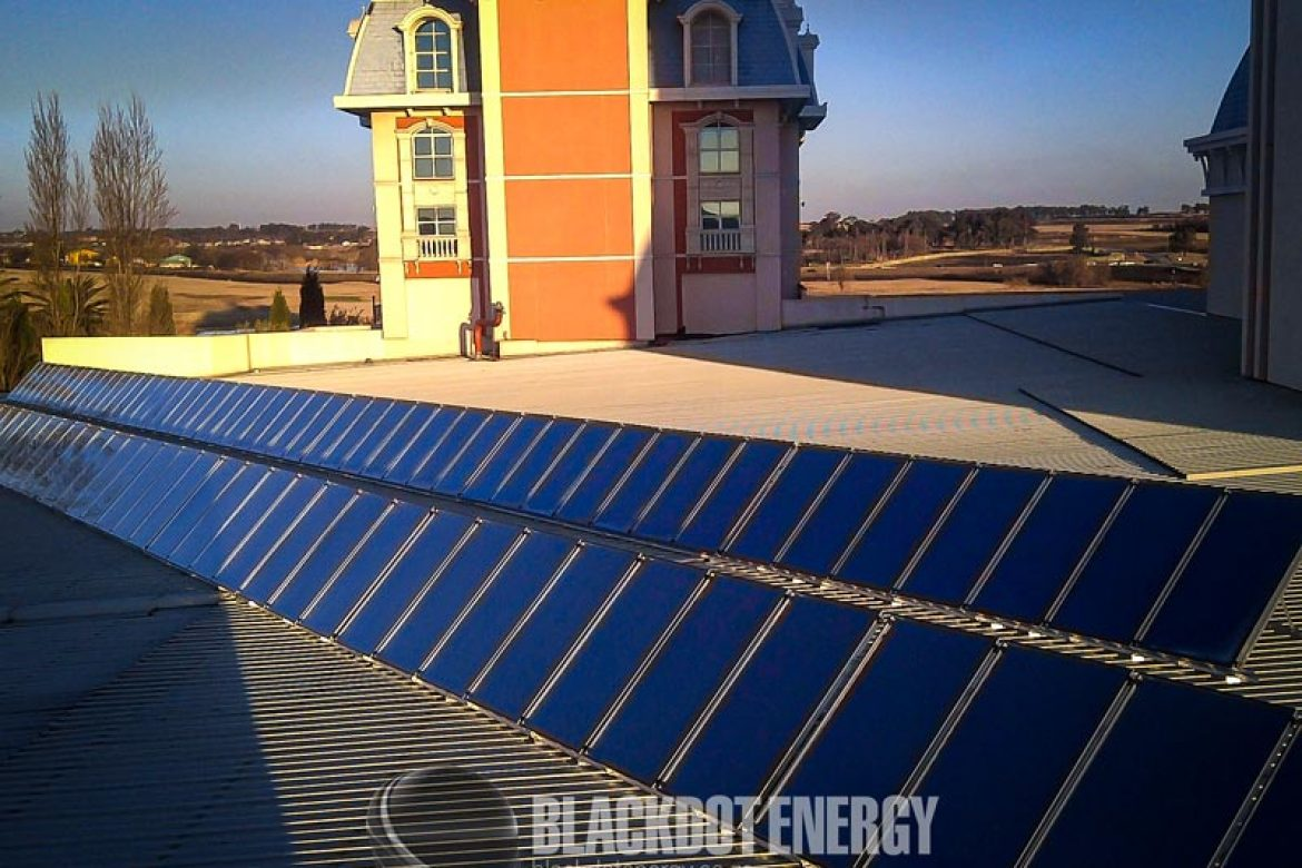 Blackdot Energy - Sonnenkraft Graceland Hotel - 15