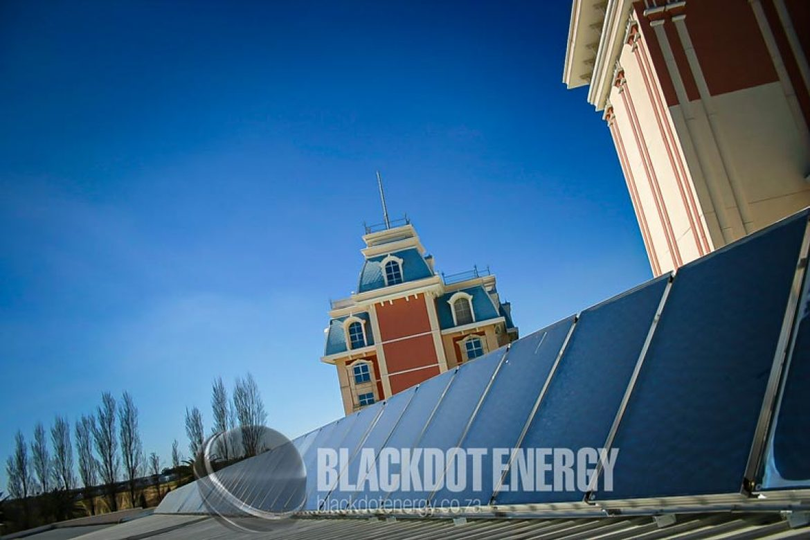 Blackdot Energy - Sonnenkraft Graceland Hotel - 16