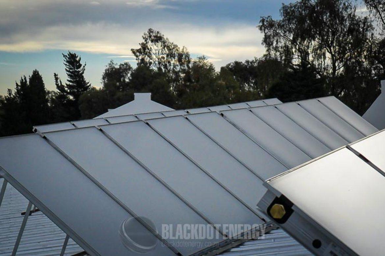 Blackdot Energy - Sonnenkraft SA Solar Midrand College - 01