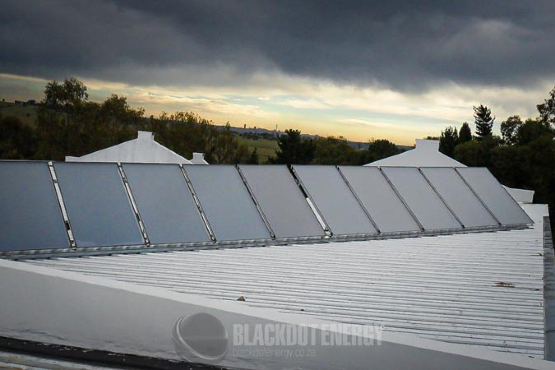 Blackdot Energy - Sonnenkraft SA Solar Midrand College - 16