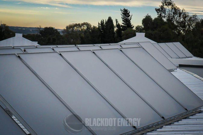 Blackdot Energy - Sonnenkraft SA Solar Midrand College - 19