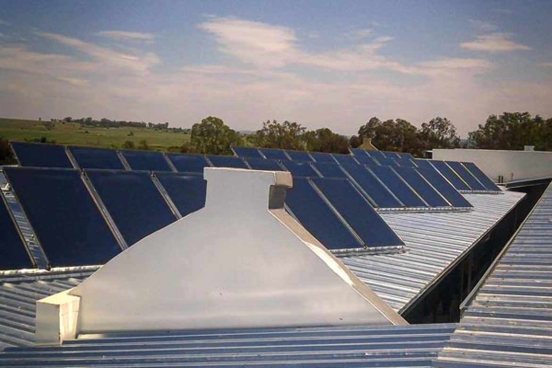 Blackdot Energy - Sonnenkraft SA Solar Midrand College - 25