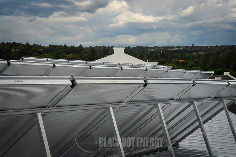 Blackdot Energy - Sonnenkraft SA Solar Midrand College - 27