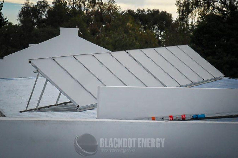 Blackdot Energy - Sonnenkraft SA Solar Midrand College - 28