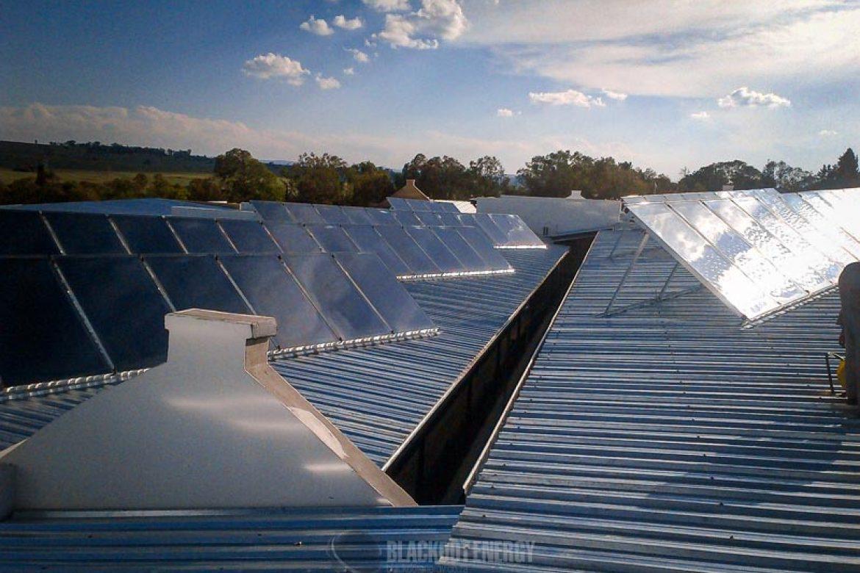 Blackdot Energy - Sonnenkraft SA Solar Midrand College - 31