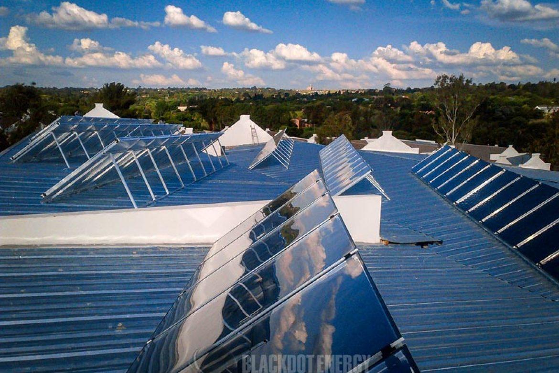 Blackdot Energy - Sonnenkraft SA Solar Midrand College - 33