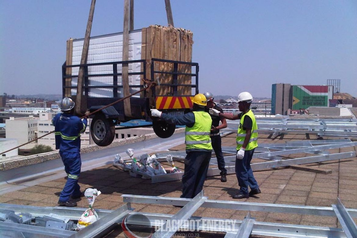 Blackdot Energy - Standard Bank Project - 08