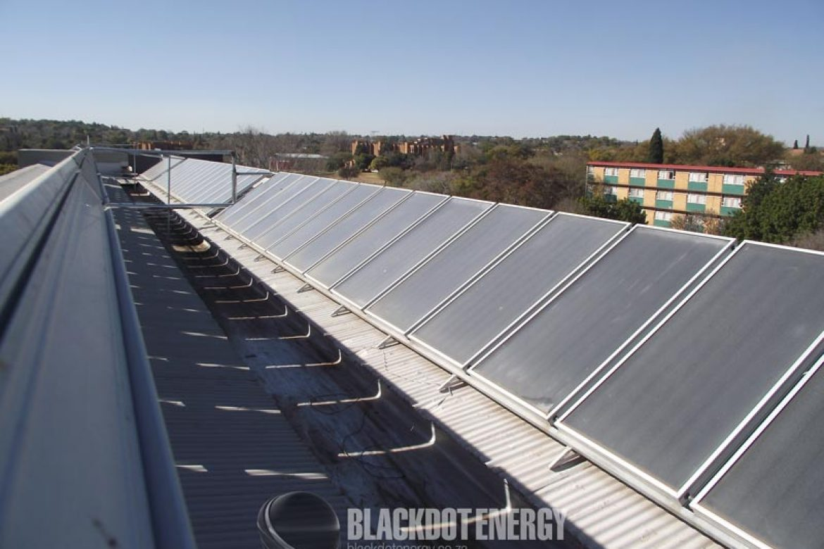Blackdot Energy - University Pretoria - Olienhout Student Residences - 02