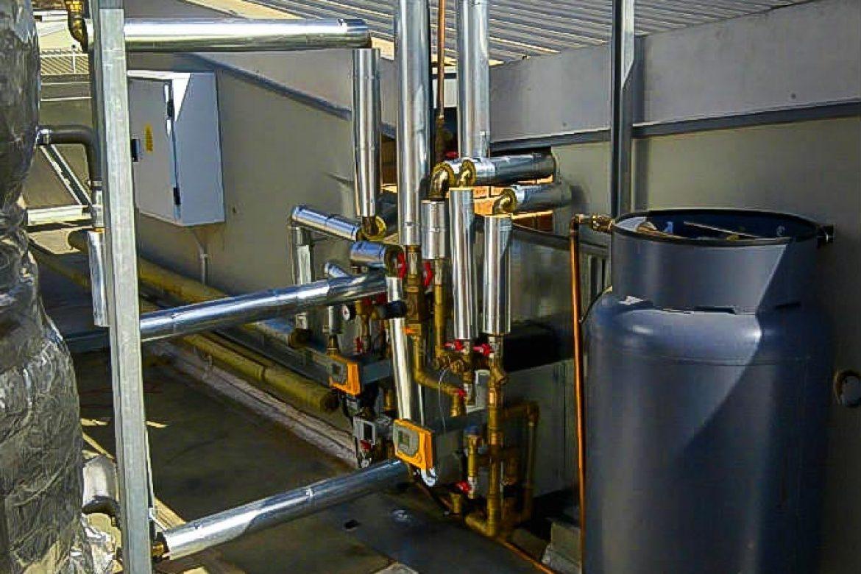 Tshwane Electrical Department - Atmospheric pressure storage system - 02