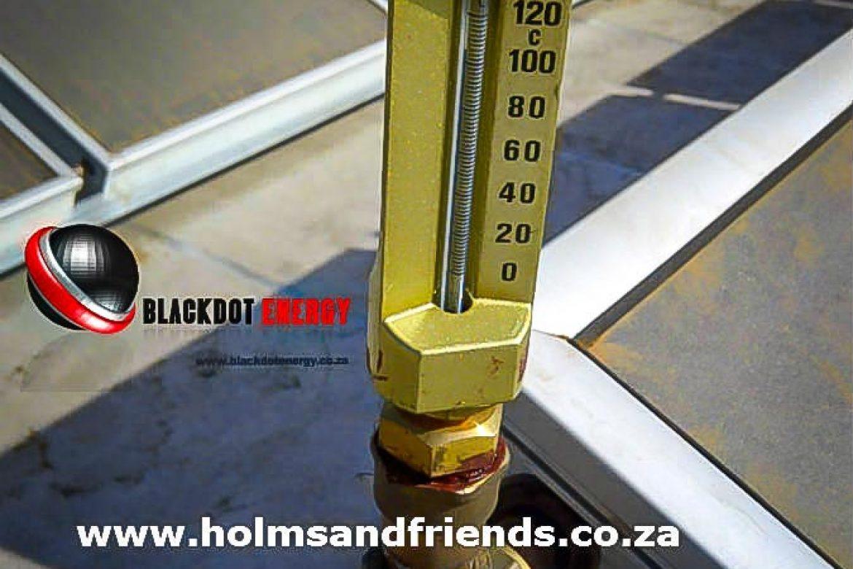 Tshwane Electrical Department - Atmospheric pressure storage system - 05