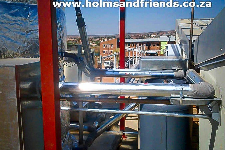 Tshwane Electrical Department - Atmospheric pressure storage system - 06
