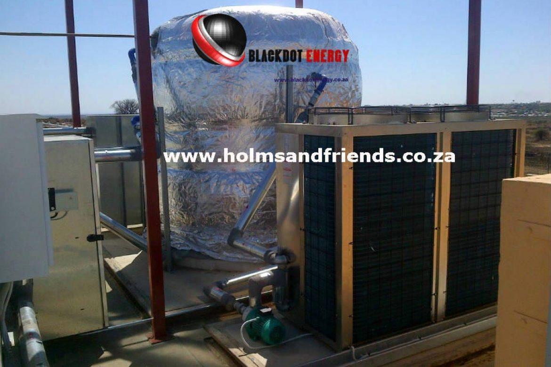Tshwane Electrical Department - Atmospheric pressure storage system - 07
