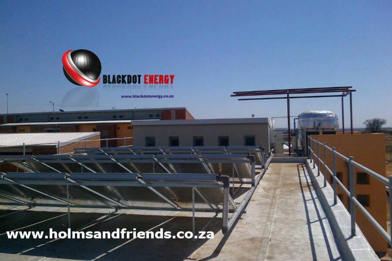 Tshwane Electrical Department - Atmospheric pressure storage system - 08